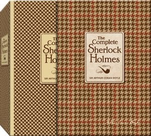 Preview thumbnail for video 'The Complete Sherlock Holmes (Knickerbocker Classics)
