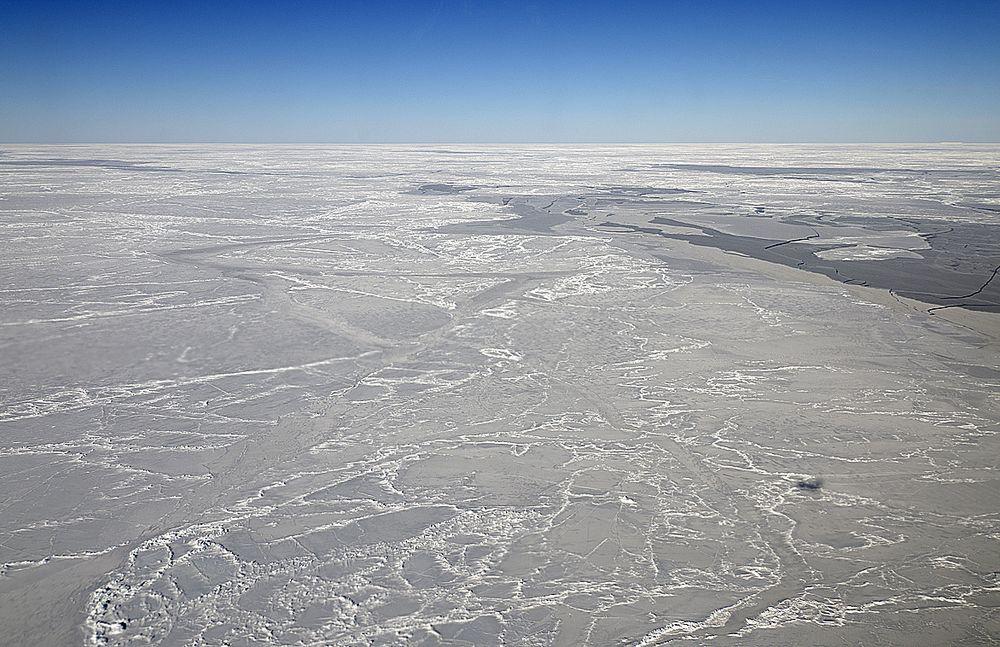 Weddell Sea polynya 1976