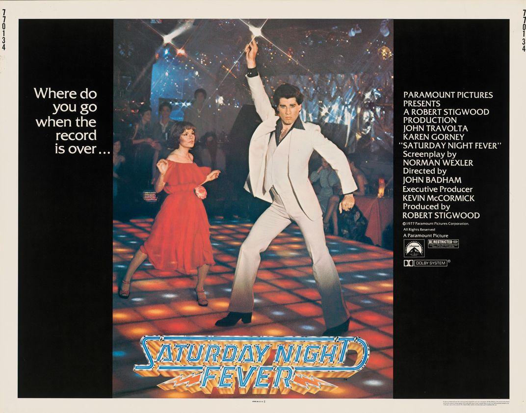 John Travolta's Breakout Hit Was America's Best Dance Party
