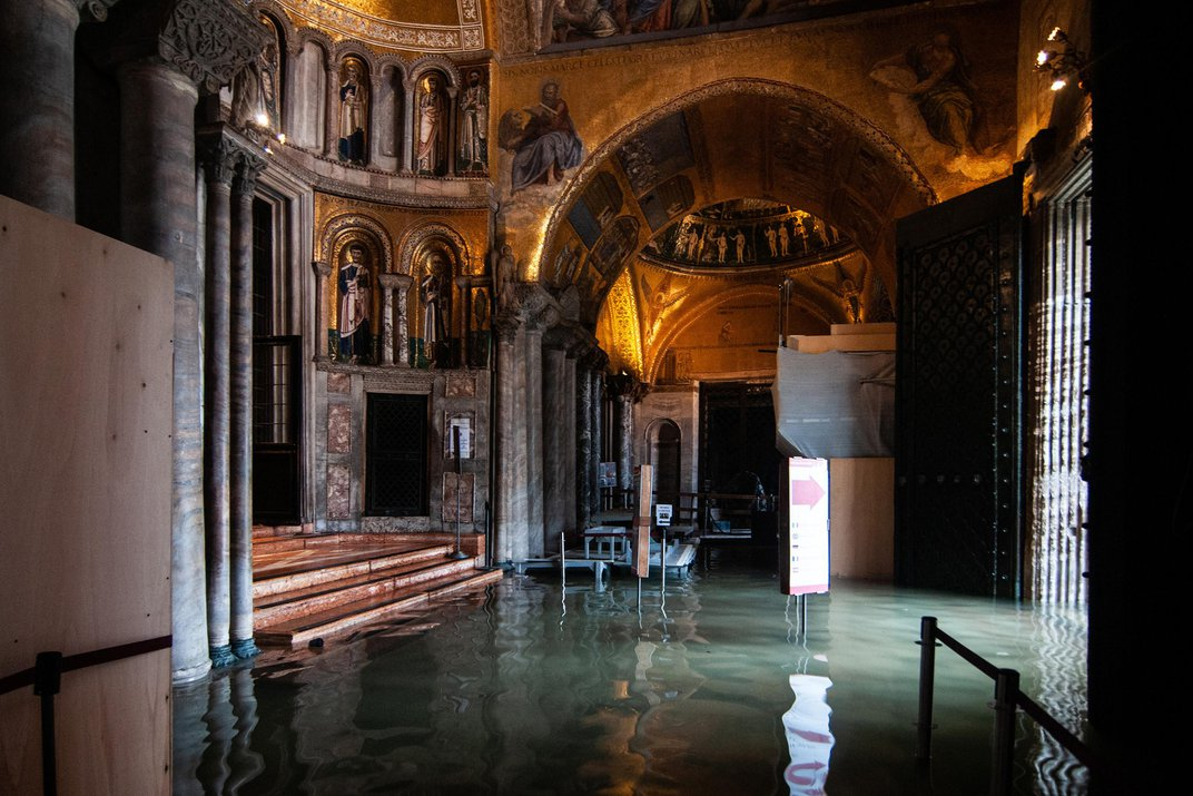 Venice Declares State of Emergency as City Battles Worst Floods in 50 Years