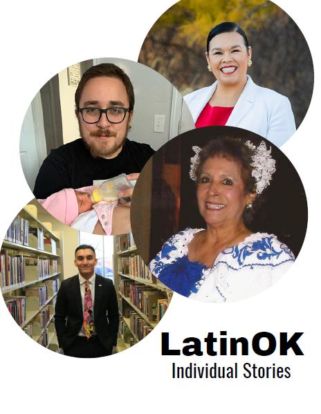 Cover of LatinOK Individual Stories