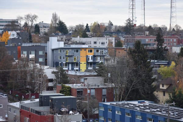 Varied Architecture in a Small Chunk of Seattle's Capitol Hill Neighborhood thumbnail