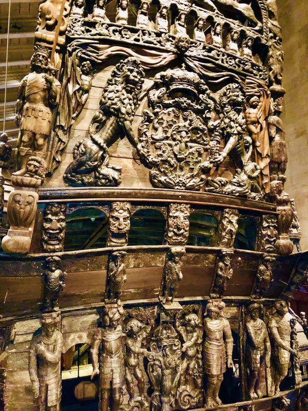 Ornamentation of Vasa (ship) thumbnail