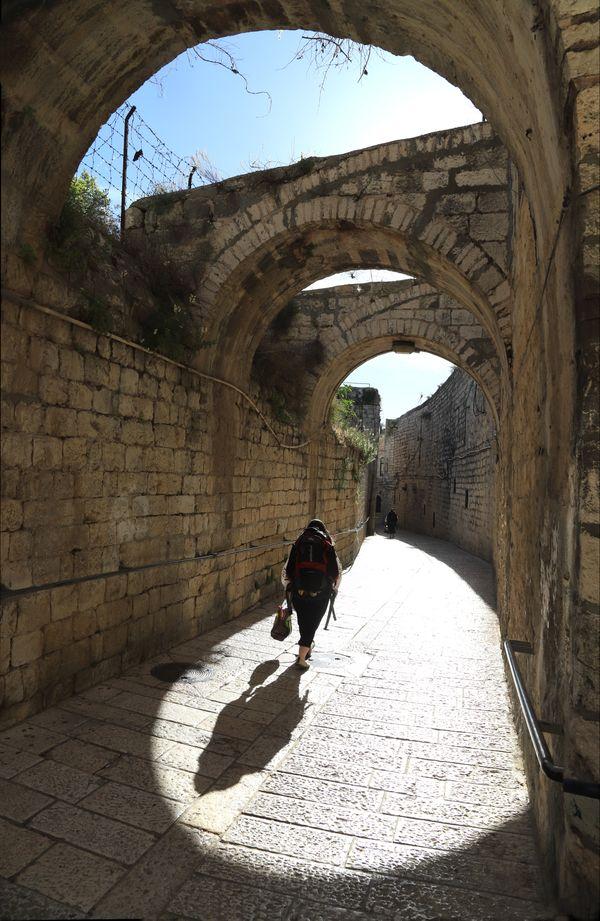 Walking Through the Old City thumbnail