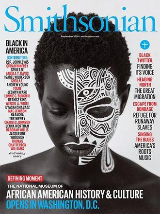 Cover for September 2016