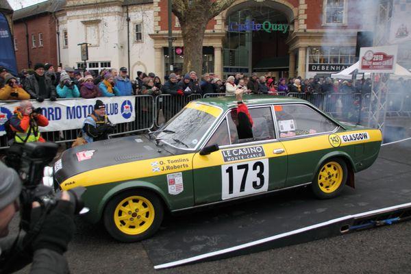 Monte Carlo Rally Banbury Stage thumbnail