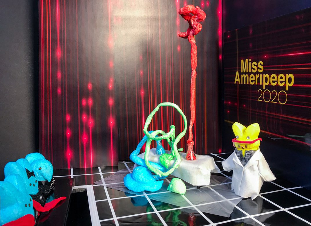 Poo-Sniffing Peeps, Miss Ameripeep and More Emerge Victorious in #PeepYourScience 2020 Competition