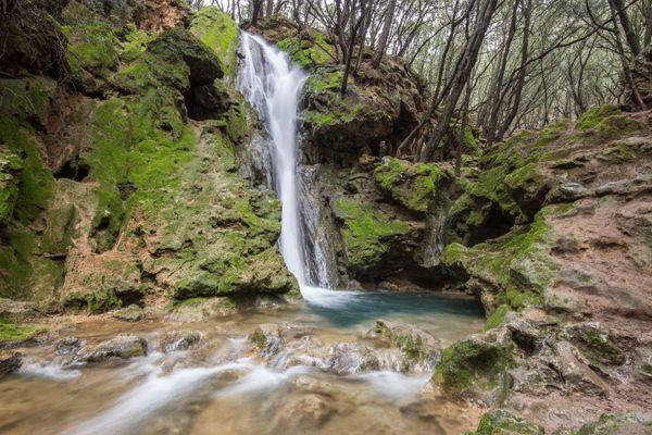 Waterfall Salt des Freu in Mallorca thumbnail