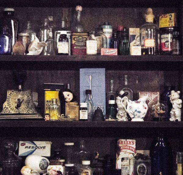 Wall of antiques thumbnail