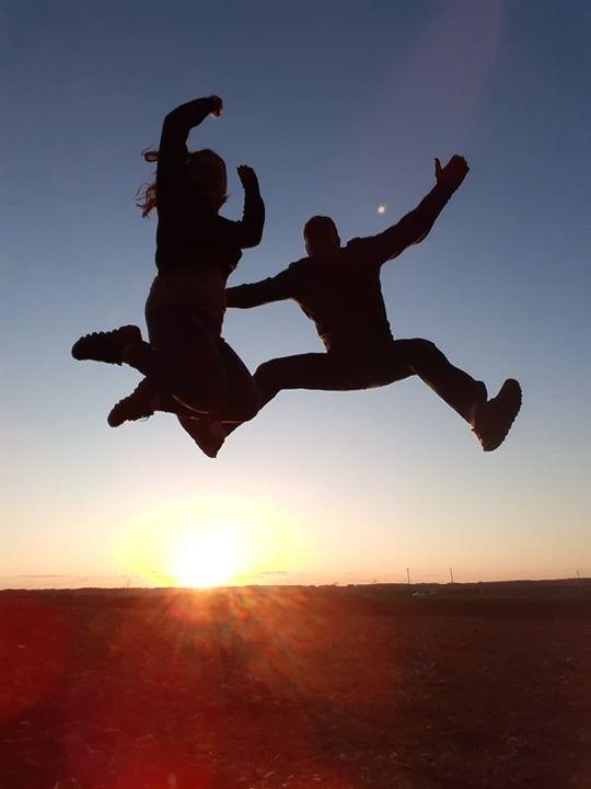 Sunset JUMP!! thumbnail