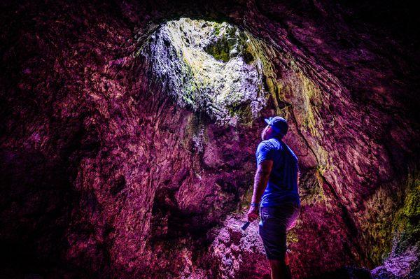 Exploring Lava Tubes thumbnail