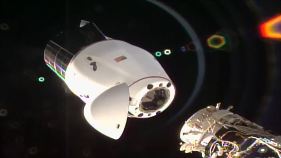 SpaceX Cargo Dragon
