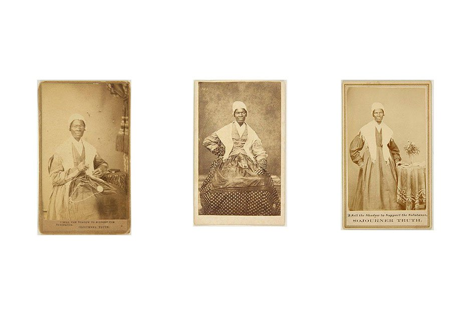 How Sojourner Truth Used Photography to Help End Slavery