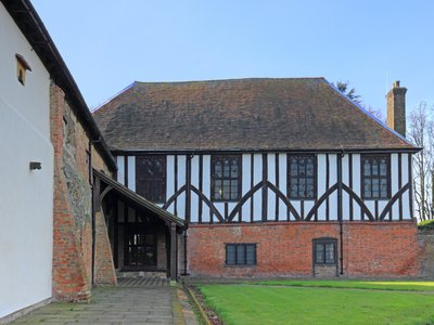 Prittlewell Priory in Essex, Britain.