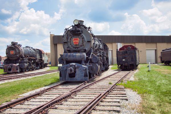 Steam Trains thumbnail