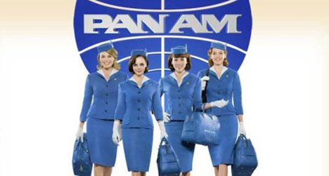 The stewardesses of Pan Am