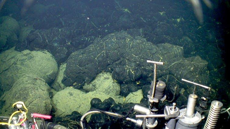 The Meteorite That Killed the Dinosaurs May Have Also Triggered Underwater Volcanoes