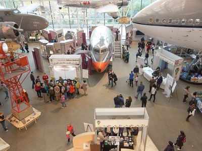 This past weekend an innovation festival at the National Air and Space Museum celebrated inventions from across the United States.