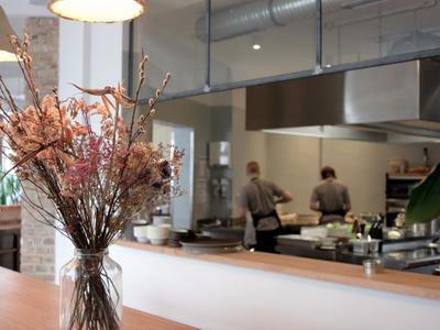 Frea is a year-old, zero-waste vegan restaurant in Berlin.