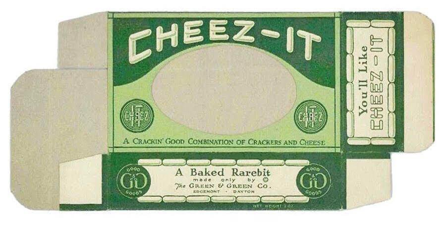 A Brief History of the Cheez-It