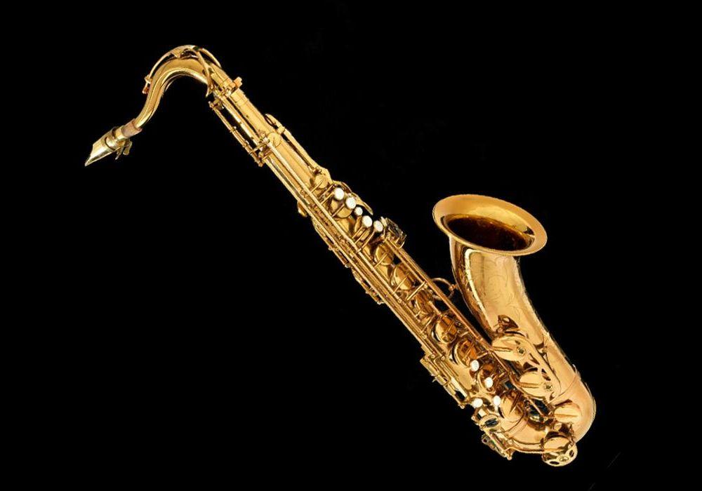 John Coltrane's Sax