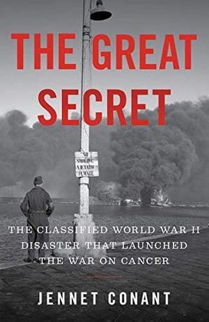Preview thumbnail for 'The Great Secret: The Classified World War II Disaster that Launched the War on Cancer