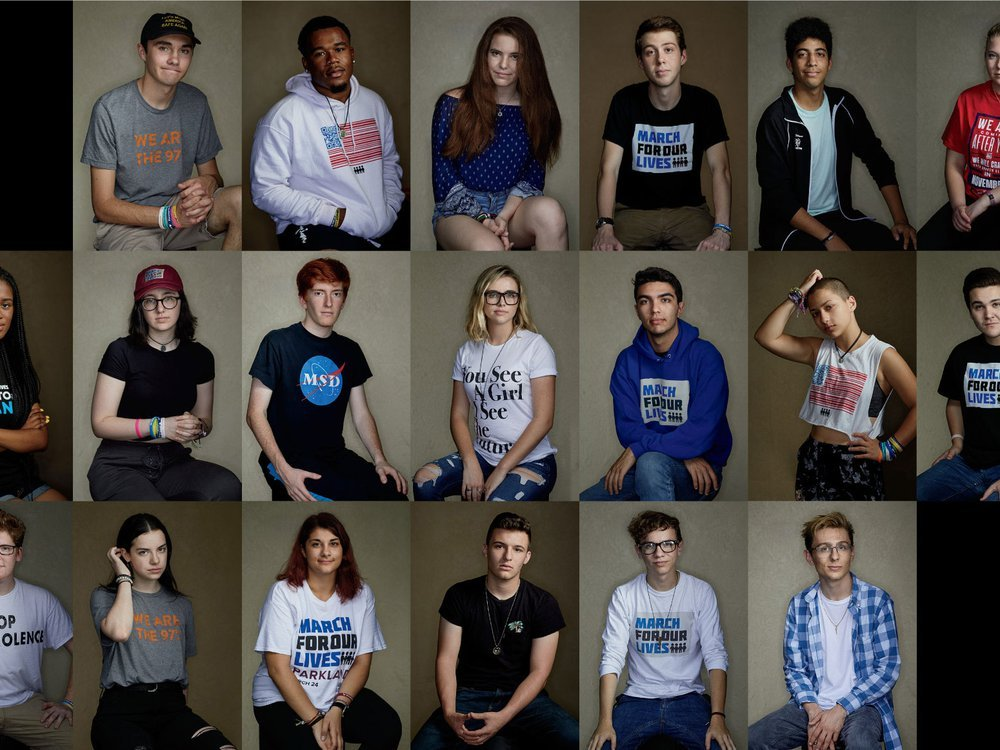 March for Our Lives student activists