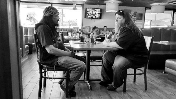 Silent conversation thumbnail