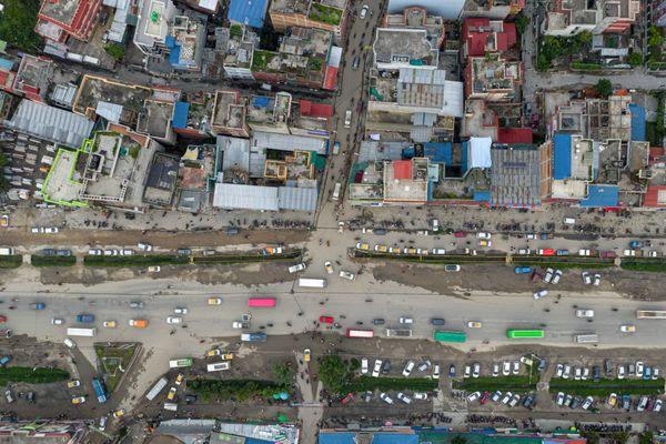 Kathmandu Traffic 2 thumbnail