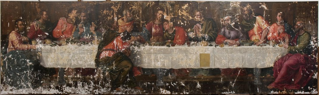 Renaissance Nun's 'Last Supper' Painting Makes Public Debut After 450 Years in Hiding