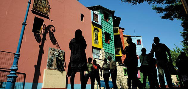 Buenos Aires Boca neighborhood