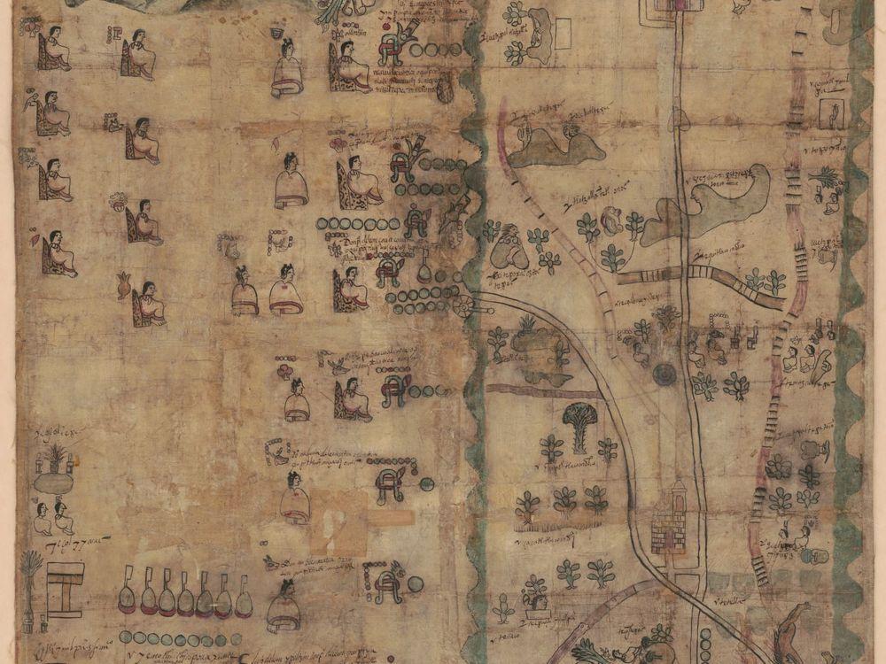 The Codex Quetzalecatzin