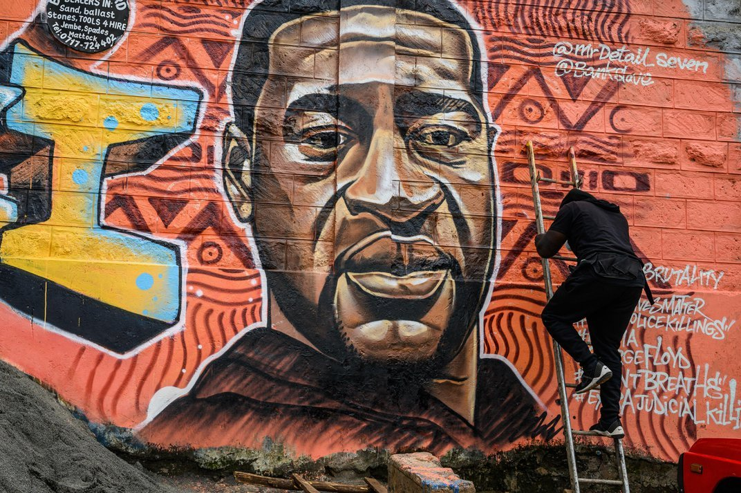 How Artists Are Responding to the Killing of George Floyd