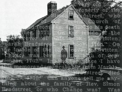 New genealogical scholarship reveals more of the history of an enslaved man, named Chance Bradstreet, who once lived in this house in Ipswich, Massachusetts.