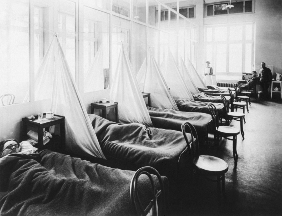 What We Can Learn From 1918 Influenza Diaries