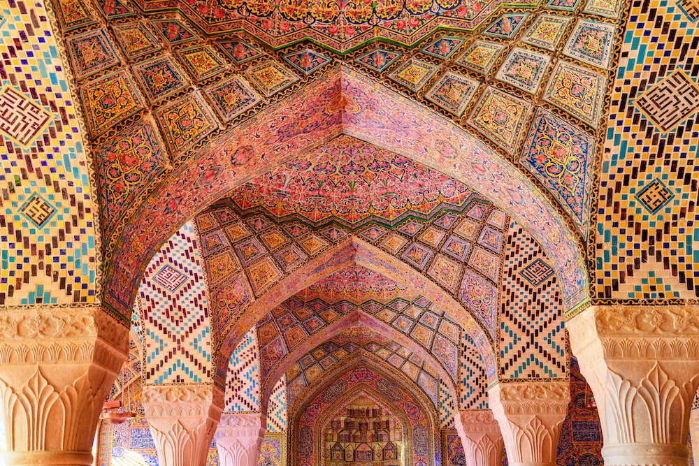 A Photographic Tour of the World's Most Colorful Places
