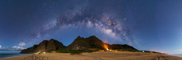 Milky Way Over Polihale thumbnail