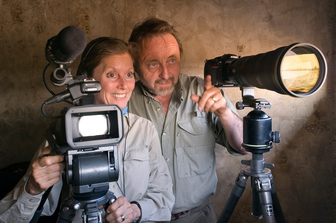 Wildlife Photographer Frans Lanting on the Difference Between Taking Pictures and Making Photographs