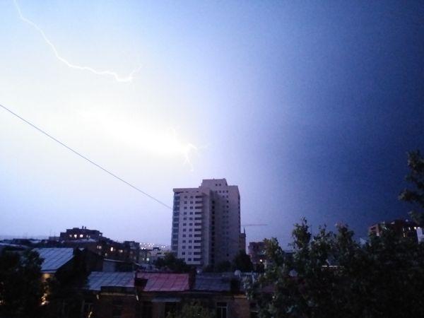 Yerevan lightning thumbnail