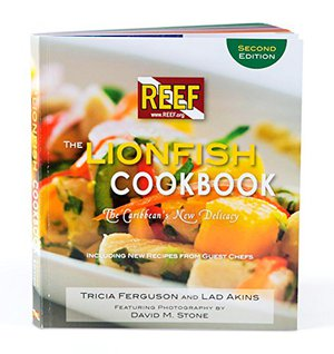 Preview thumbnail for 'The Lionfish Cookbook