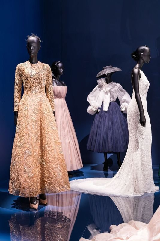 Tracing Christian Dior's Evolution, From the Postwar 'New Look' to Contemporary Feminism