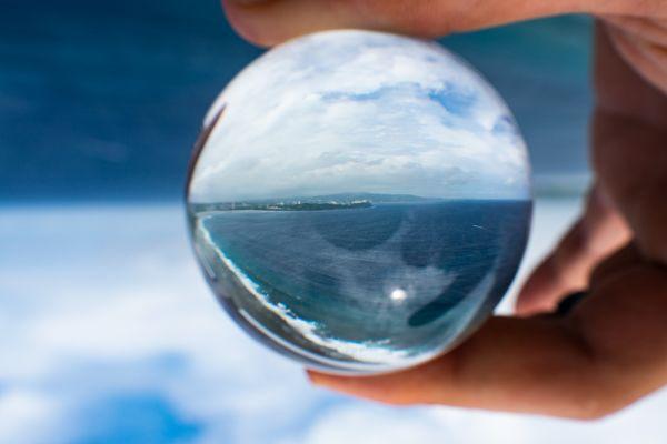 Guam in a Lensball thumbnail