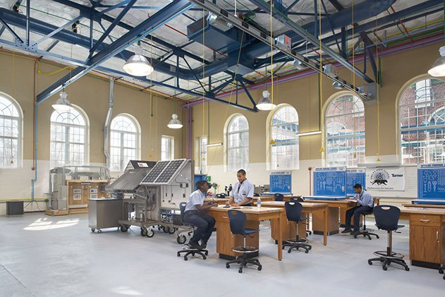 Phelps Architecture, Construction, and Engineering High School
