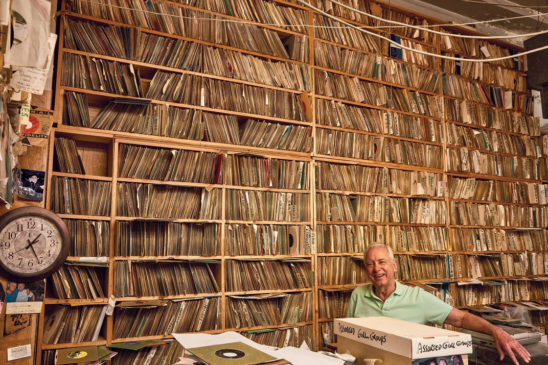 A Peek Inside the World's Greatest Record Store