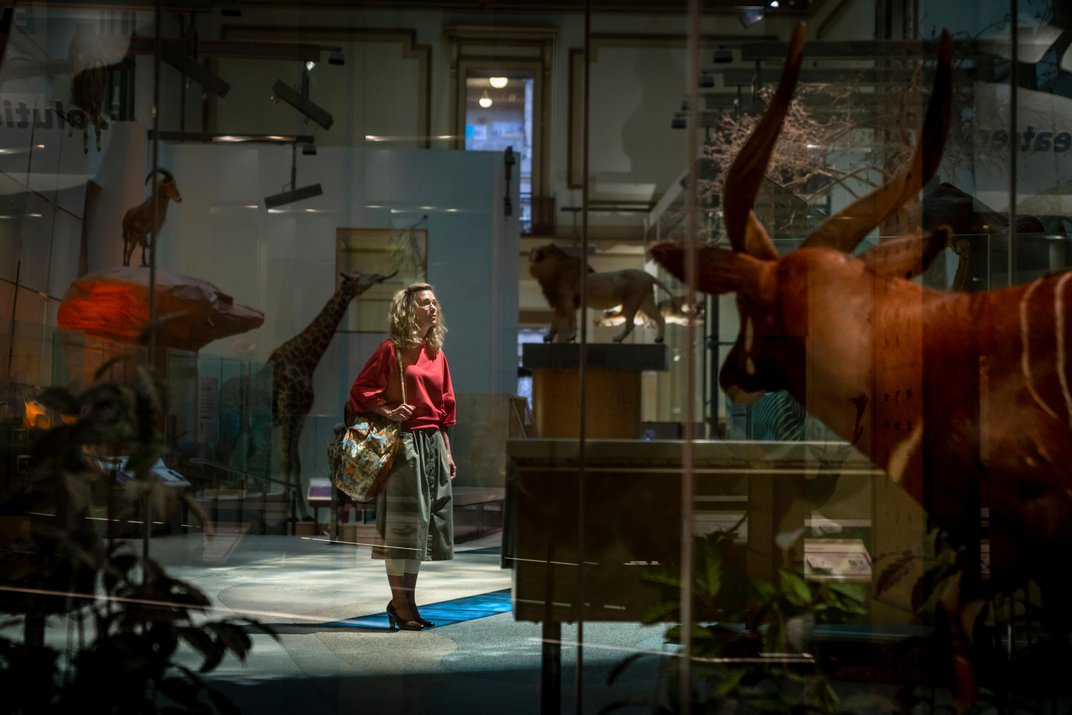 How 'Wonder Woman 1984' Was Filmed at the Smithsonian