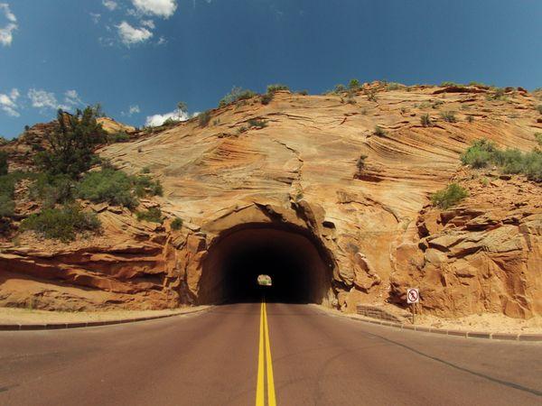 Road through Rock thumbnail