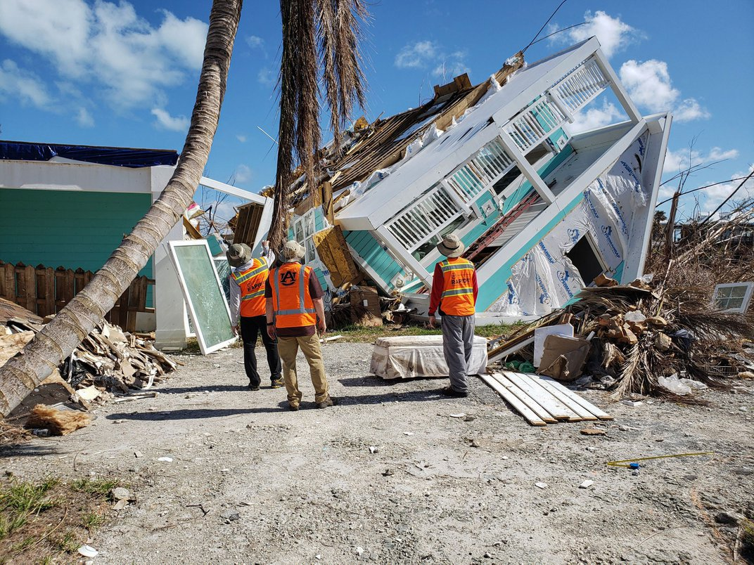 When a Natural Disaster Hits, Structural Engineers Learn From the Destruction