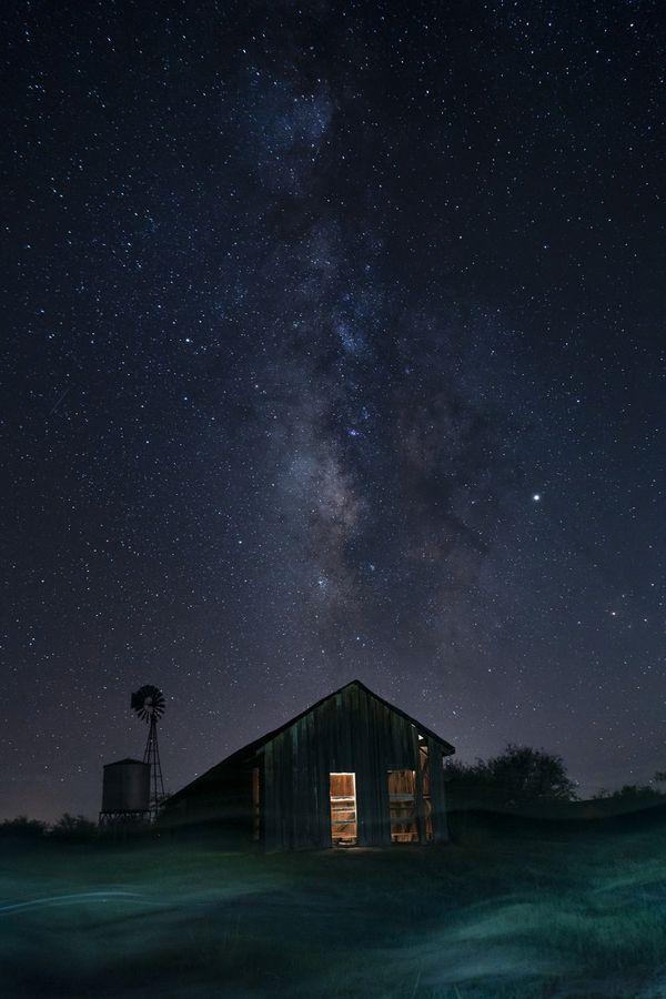 Milky Way at the Empire ranch thumbnail