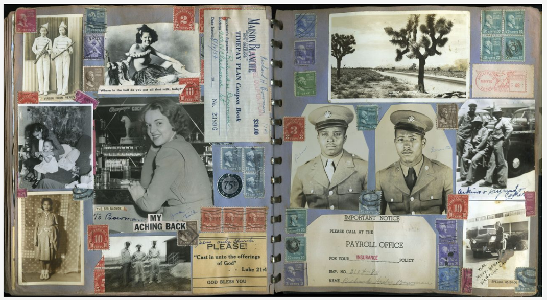 Celebrate the Art of Scrapbooking With This New York Exhibition