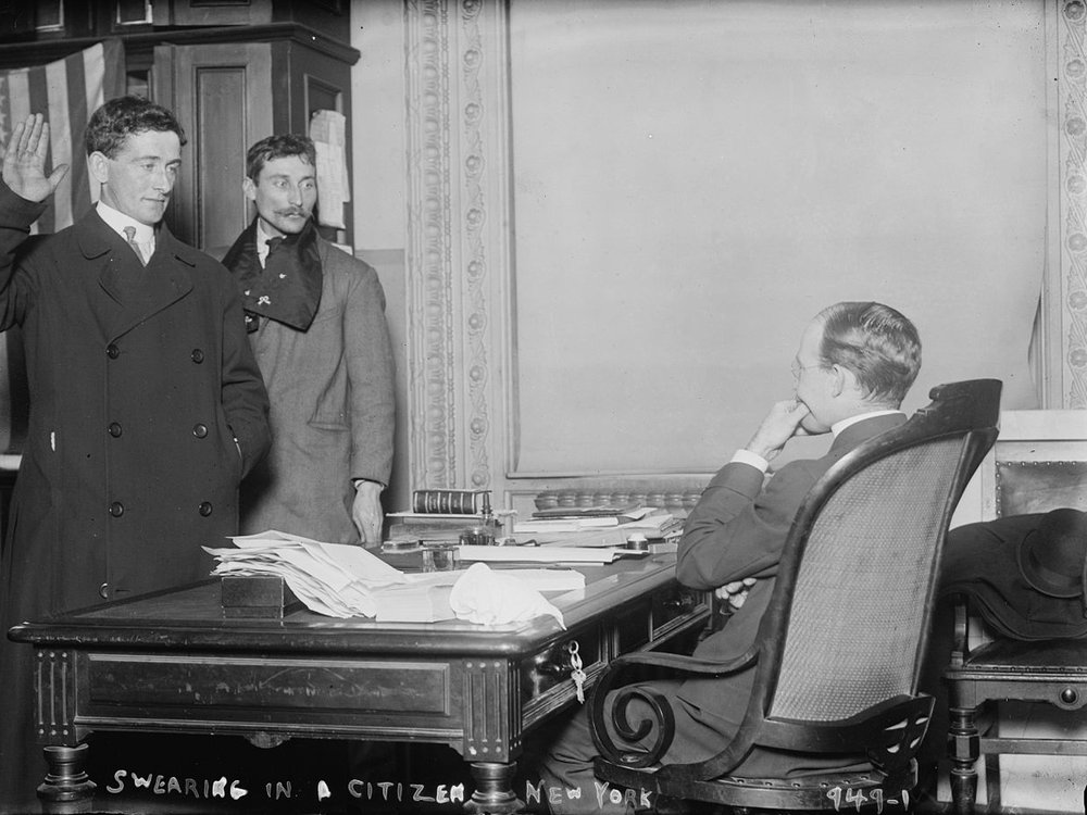 The Naturalization Act of 1906